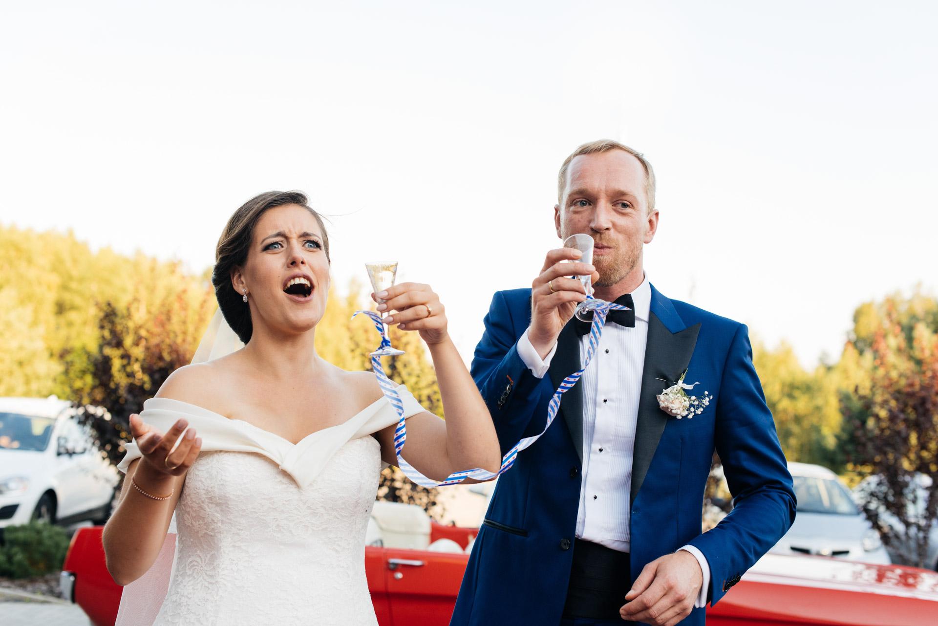 Natalia i Hendrik - Ślub polsko-holenderski w Warszawie - Ślub polsko-holenderski w Warszawie
