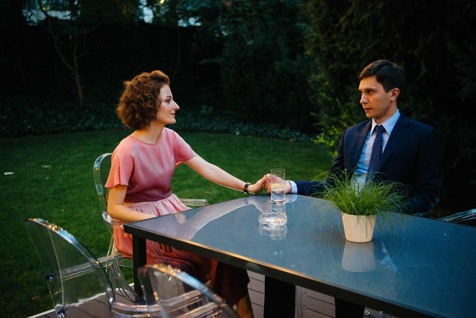 Dominika i Michał - Ślub i wesele w Villi Foksal - wesele w villi foksal