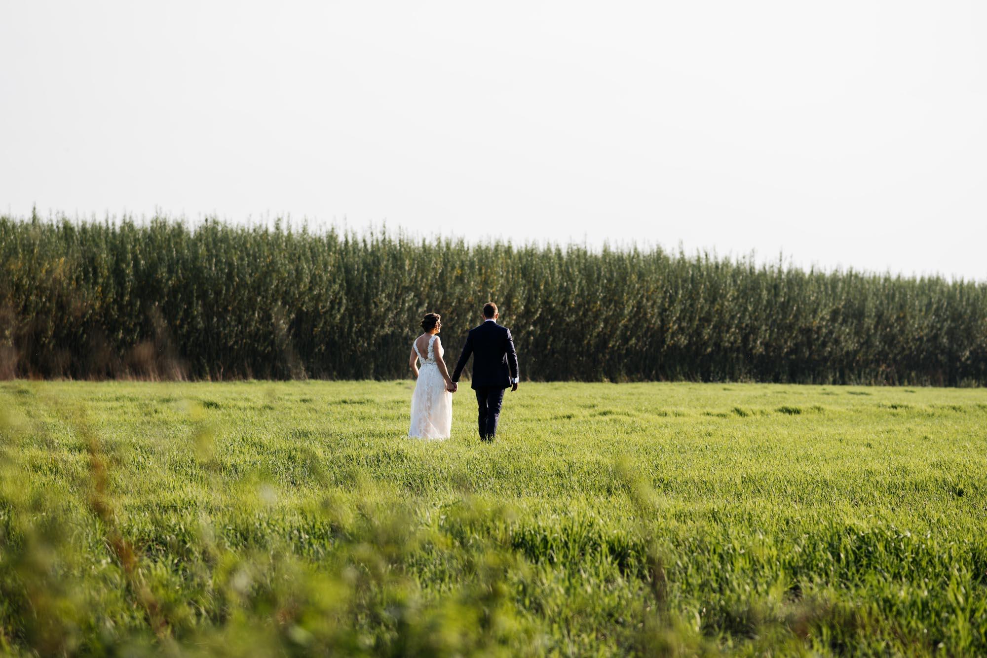 Sesja Plenerowa - wrześniowe łąki - sesja plenerowa
