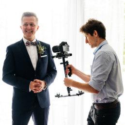 Filip operator-White Balance fotografia ślubna-film ślubny