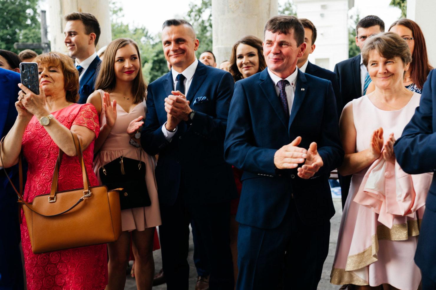 Martyna i Łukasz - Wesele w Gościńcu nad Wisłą - Wesele w Gościńcu nad Wisłą w Puławach